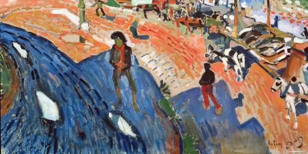 L'étrange destin d'André Derain - La Libre