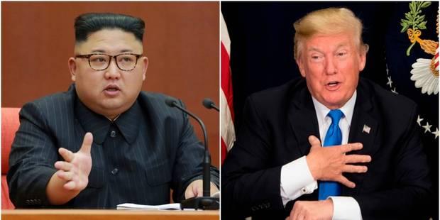 Nucléaire: Sur quoi va déboucher le spectacle offert par Trump et Jong-un? Deux scénarios (OPINION) - La Libre