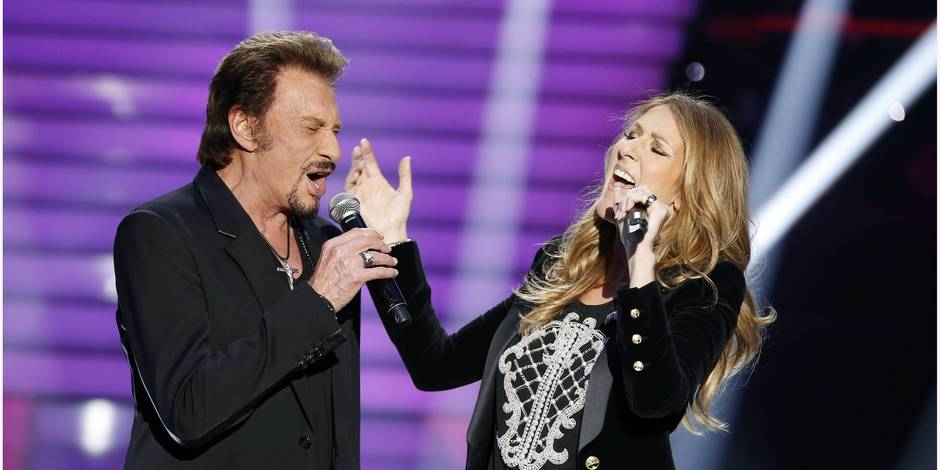 Johnny Hallyday : ses duos mythiques