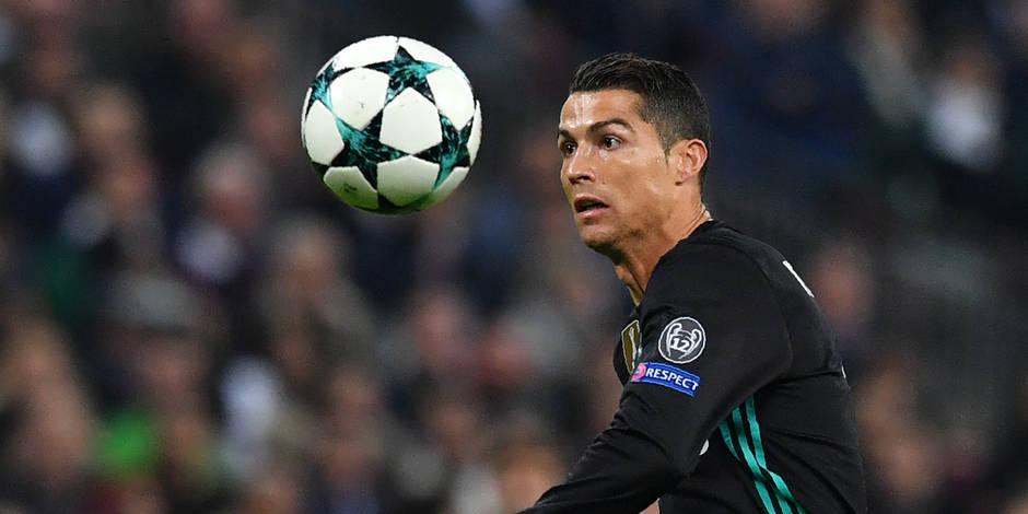 Ligue des Champions: Cristiano Ronaldo de plus en plus seul en tête des buteurs