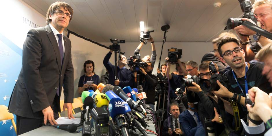 Pourquoi une demande d'extradition à la Belgique de Carles Puigdemont est loin d'être gagnée