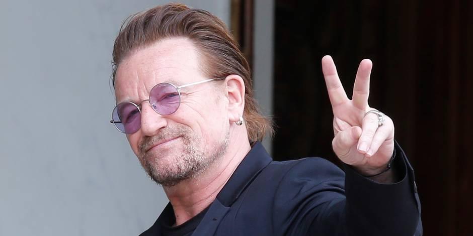Les confessions intimes et morbides de Bono