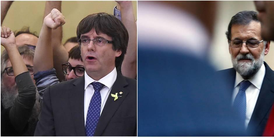 Vous n'avez rien compris à la crise catalane? Un résumé en 5 points pour tout comprendre en 5 minutes