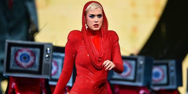 Katy Perry, Calvin Harris, Ed Sheeran... L'affiche sympathique des NRJ Music Awards 2017 - La Libre