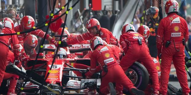 Ferrari menace de quitter la Formule 1 après 2020 - La Libre