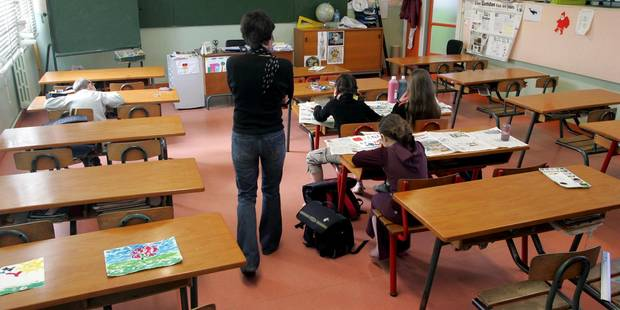 Il faut donner de l'air aux enseignants! (CHRONIQUE) - La Libre