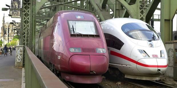 Le rail libéralisé: innovation nécessaire (OPINION) - La Libre