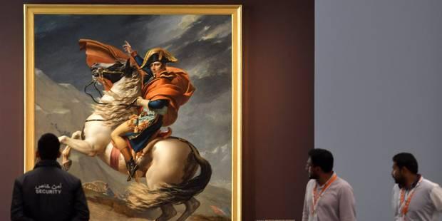 Que peut-on voir au Louvre Abou Dabi ? - La Libre