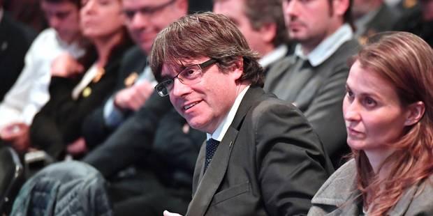 """Indépendance de la Catalogne: Carles Puigdemont remercie """"ses amis du parti flamand N-VA"""" - La Libre"""