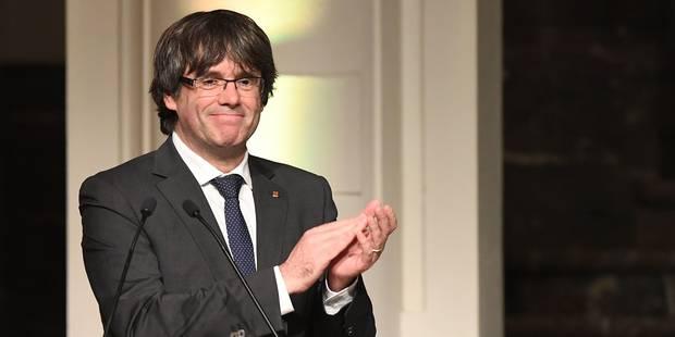 Même sans les propos de Theo Francken, Carles Puigdemont serait venu en Belgique affirme son avocat belge - La Libre