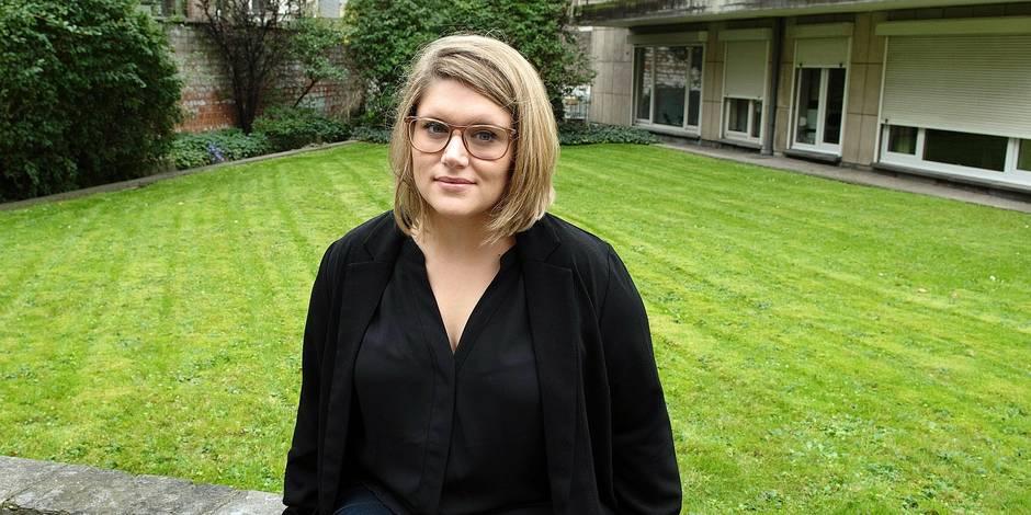 """Opaline Meunier (CDH) : """"Je suis inquiète pour l'avenir de l'enseignement supérieur"""" - La Libre"""