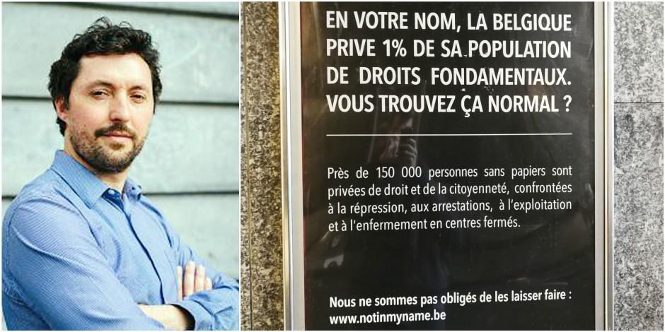 """Opération citoyenne choc contre la politique migratoire: """"Ce genre de buzz joue avec la légalité"""""""