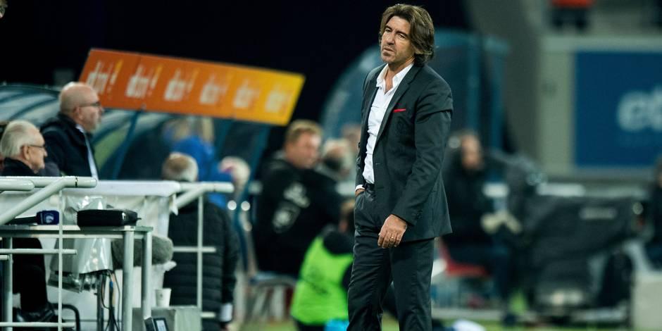 L'entraîneur du Standard cité dans un scandale de matches arrangés en Grèce
