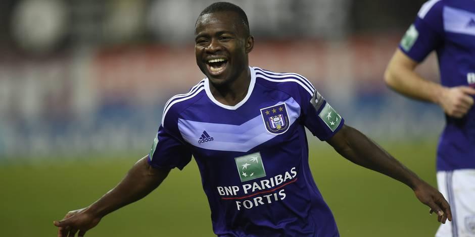 Frank Acheampong est transféré au Tianjin Teda