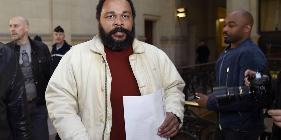 Dieudonné devant les tribunaux français pour fraude fiscale