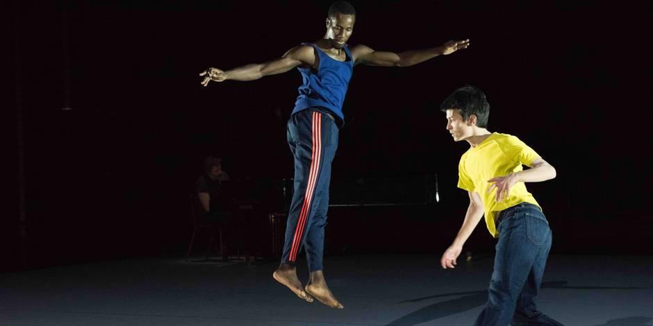 «Zeitigung» ou tout le bonheur de danser