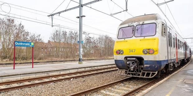 Réouverture de la ligne 97 à Quiévrain : la décision tombera au printemps - La Libre