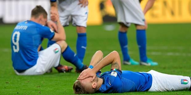"""""""L'apocalypse"""", """"une honte footballistique intolérable"""": la presse italienne remontée après l'élimination de son équipe ..."""