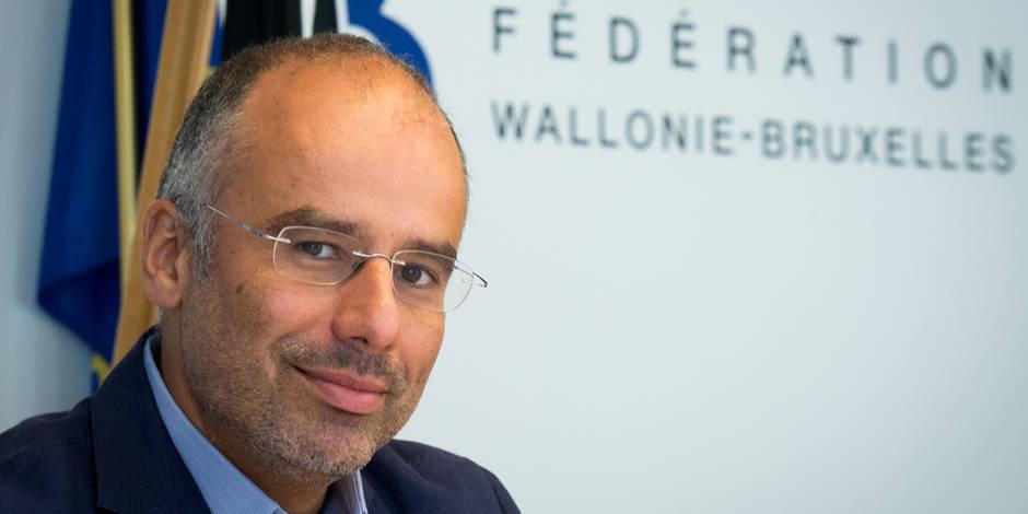 Karim Ibourki, ex-dircom de Di Rupo, prend la présidence du CSA