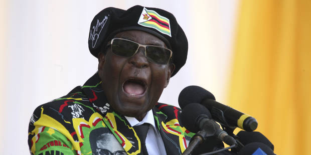 Que s'est-il passé cette nuit au Zimbabwe? Voici tout ce que l'on sait - La Libre