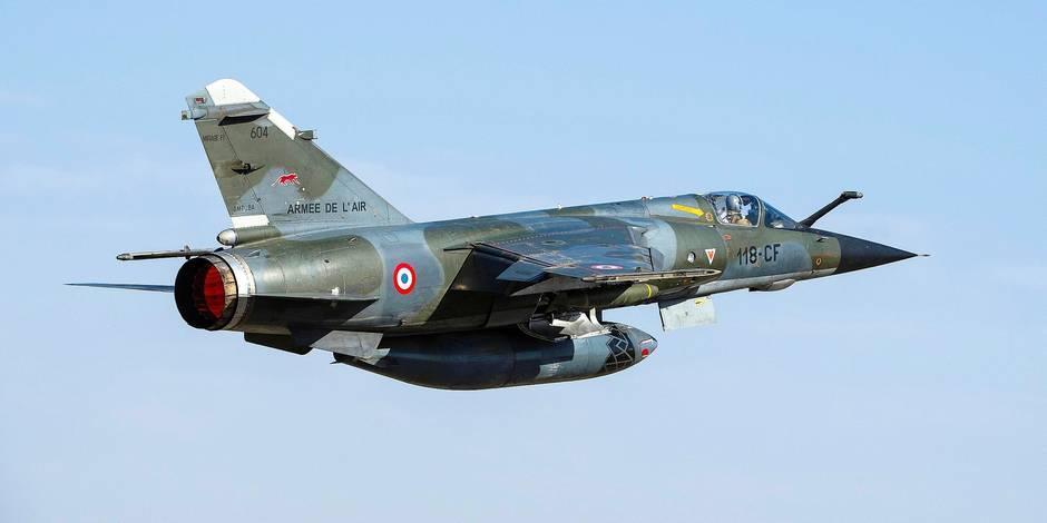 La Sabca régénère des Mirage F1 pour les Etats-Unis - La Libre