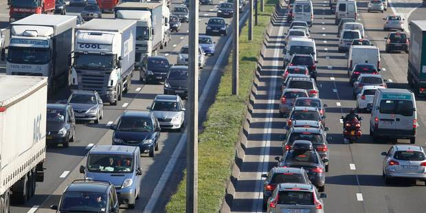 Gros embarras de circulation à prévoir lundi et mardi prochains sur le ring extérieur à Zellik - La Libre