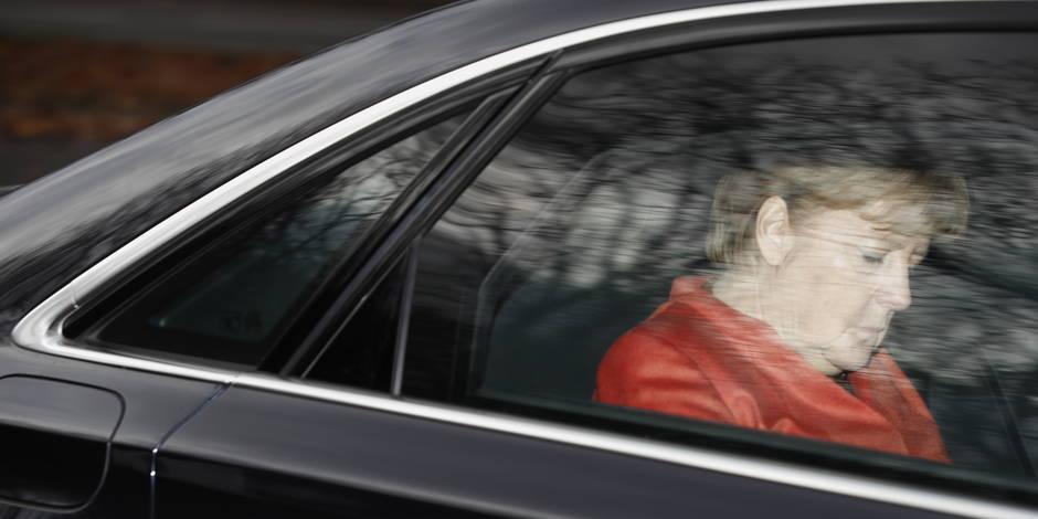Edito: Le baroud d'honneur de Merkel