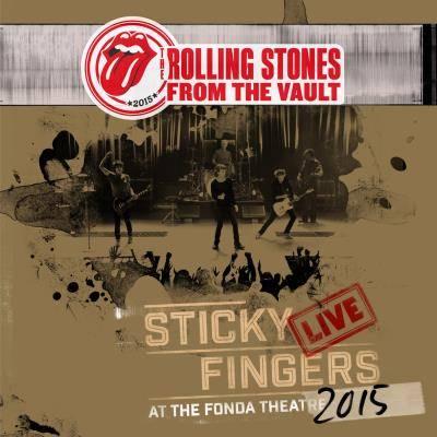 Rien n'arrête les pierres qui roulent du rock. Avec un CD, trois vinyles et un DVD, ce coffret issu de la collection « From the Vault » propose le live donné par le groupe en 2015 à l'occasion de la réédition de l'un de leurs albums cultes : Sticky Fingers. Il ravira les fans de Mick Jagger et Keith Richards et tous les amateurs de rock'n'roll.  From The Vault : Sticky Fingers Live At Fonda Theatre 2015 Triple Vinyle Gatefold (coffret édition limitée). Fnac. 44,99 euros.