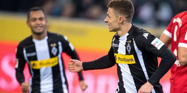 Belges à l'étranger: assist pour Eden Hazard, Thorgan marque et gagne face au Bayern (VIDEOS) - La Libre