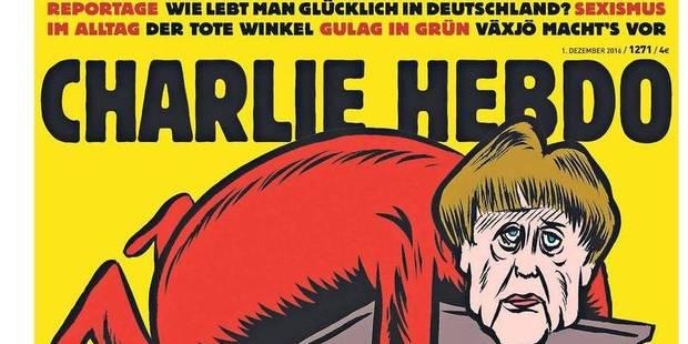 Charlie Hebdo arrête son édition allemande faute de lecteurs - La Libre