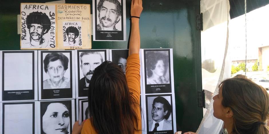 """L'Argentine juge les """"vols de la mort"""" de la dictature"""