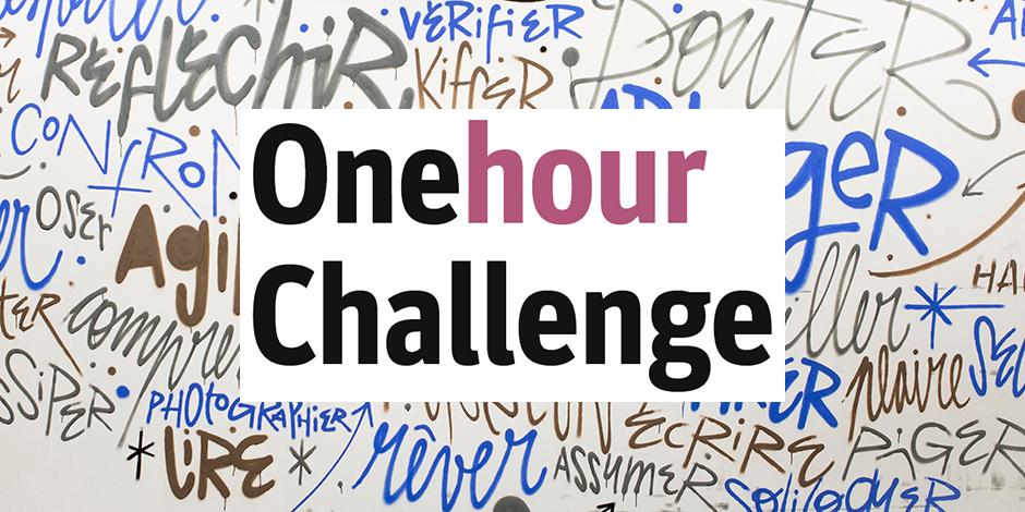 """""""One Hour Challenge"""" : Le bilan des 100 start-up qui ont soumis leur projet (PDF)"""