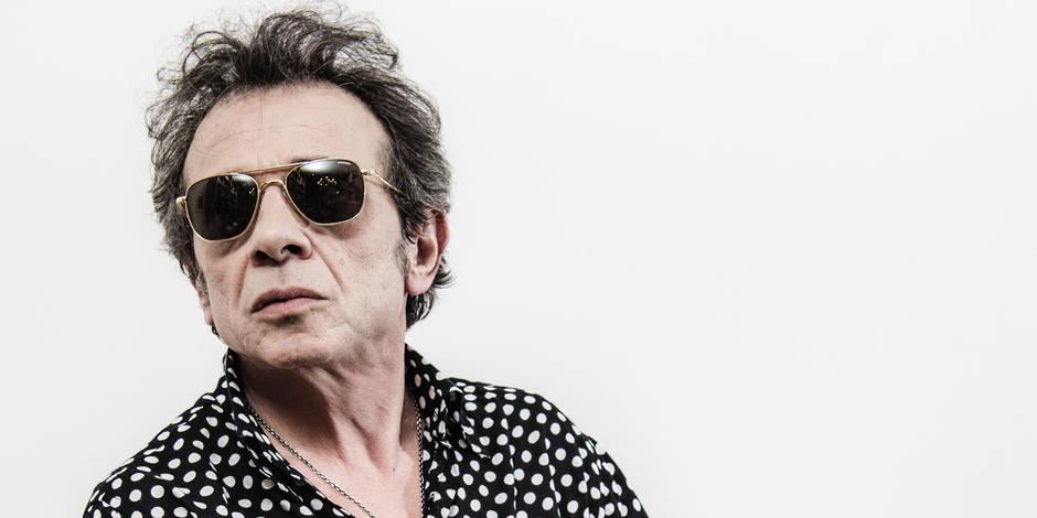 """Manoeuvre évoque Hallyday, """"le Roi du rock français"""""""