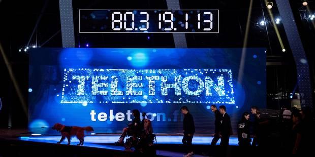 Téléthon: les promesses de dons en baisse, perturbées par l'hommage à Johnny Hallyday - La Libre