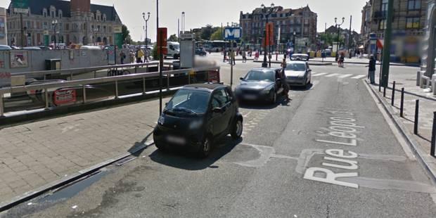 Bruxelles: 2 blessés graves dans une bagarre à la station de métro Bockstael - La Libre