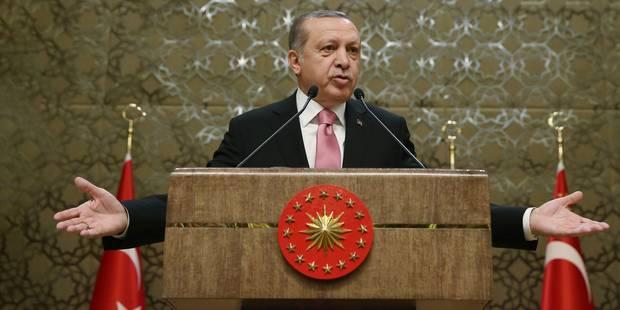 Non à la répression en Turquie (OPINION) - La Libre