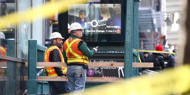 Attentat de New York: l'auteur de l'attentat accusé de terrorisme - La Libre
