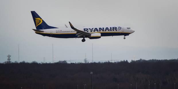 Ryanair menace ses pilotes en cas de grève, colère en Italie - La Libre