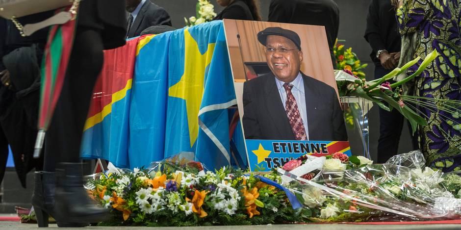 La dépouille d'Etienne Tshisekedi rapatriée en janvier, selon son fils Felix