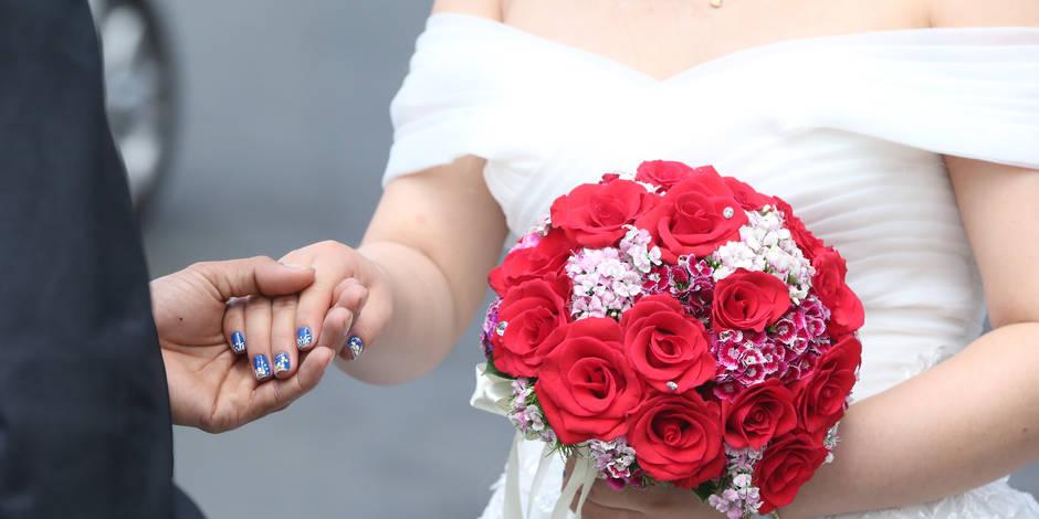 Voici le nombre de mariages et divorces par communes