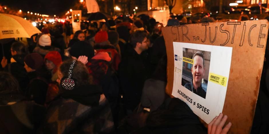 Edito sur le cas du professeur de la VUB condamné à mort: l'Iran, un système judiciaire cruel