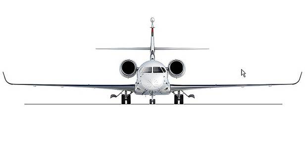 La fin du Falcon 5X de Dassault aura des retombées en Belgique - La Libre