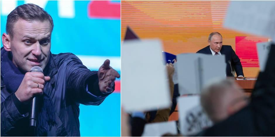 La campagne présidentielle officiellement lancée en Russie: Qui est dans la course?