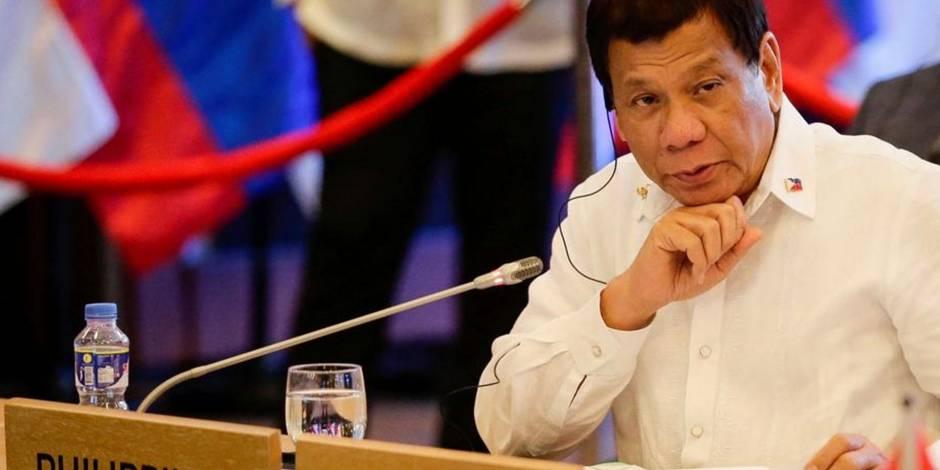Aux Philippines, le président Duterte veut légaliser le mariage gay