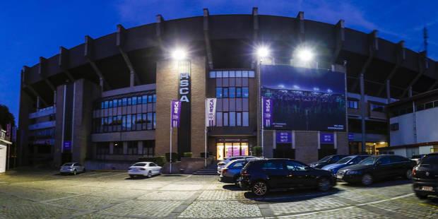 Le fils de Michel Verschueren est aussi candidat au rachat du Sporting d'Anderlecht - La Libre