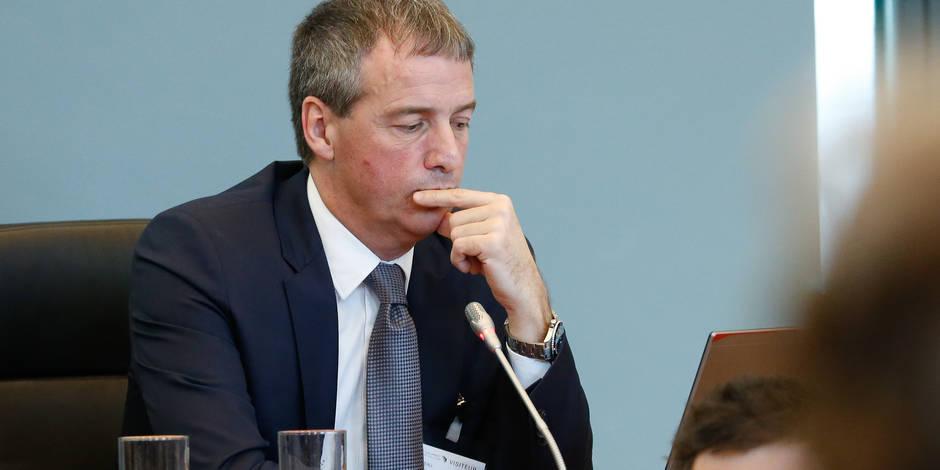 Assemblée générale de Publifin: Le cas Stéphane Moreau n'est pas encore réglé.