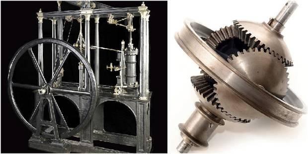 La mécanique, c'est tout un art - La Libre