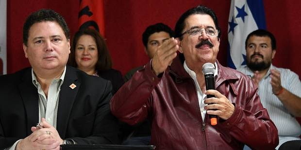Honduras: l'opposition demande l'annulation de la réélection du président Hernandez - La Libre