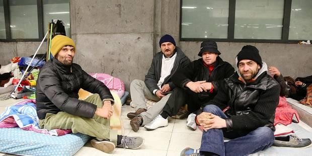 Bruxelles: Un webshop SDF pour aider les sans-abri - La Libre