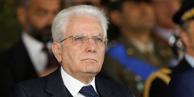 Italie: le président a dissous le Parlement en vue des législatives qui auront lieu le 4 mars - La Libre